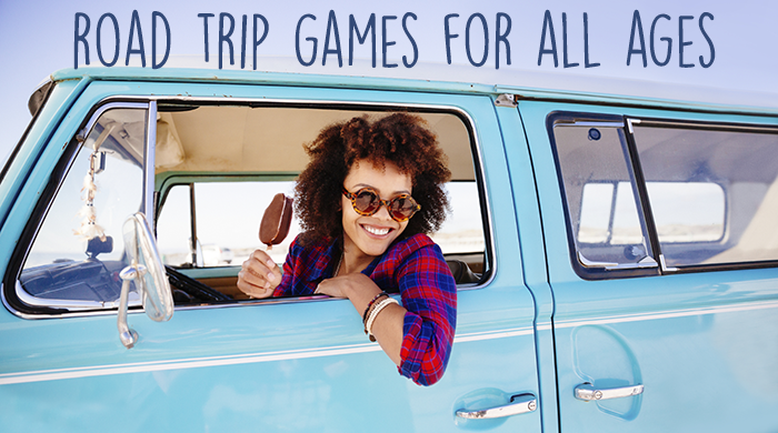 6 Road Trip Games Anyone Can Play