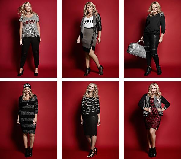 Rebel Wilson Plus Size Clothing Line for Torrid