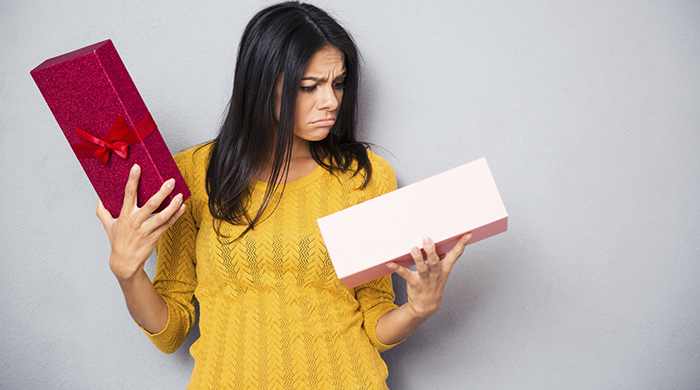 How to Accept a Bad Gift Graciously