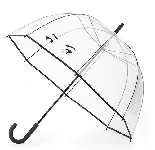 kate spade Winking Bubble Umbrella