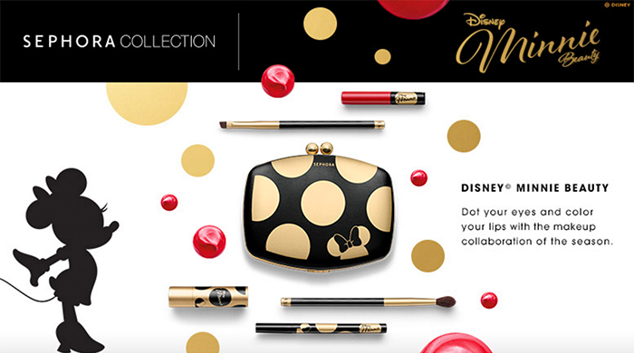 Just Arrived: Sephora Minnie Mouse Collection!