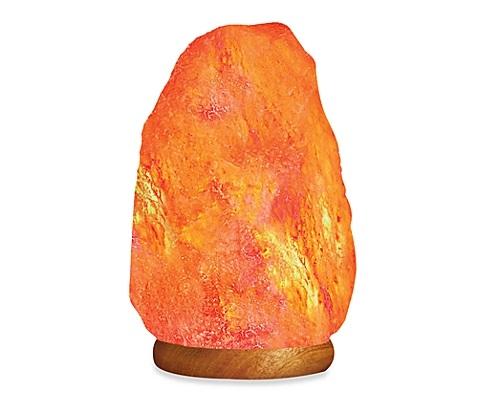 Himalayan Glow Medium Ionic Natural Salt Crystal Lamp