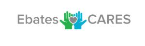 EbatesCARES logo
