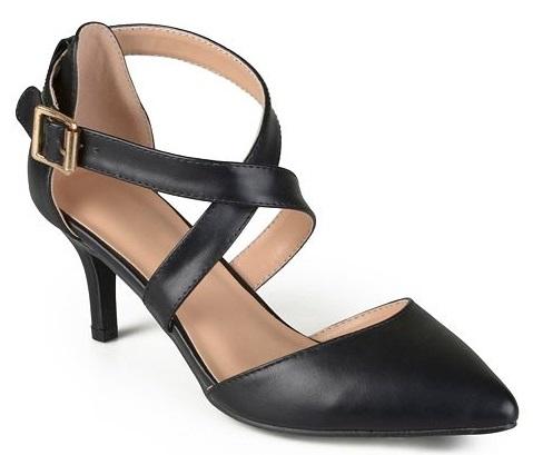 Riva Women's Black High Heels