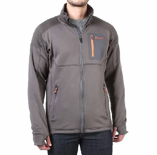 Men's Woodbridge Stretch Fleece Jacket
