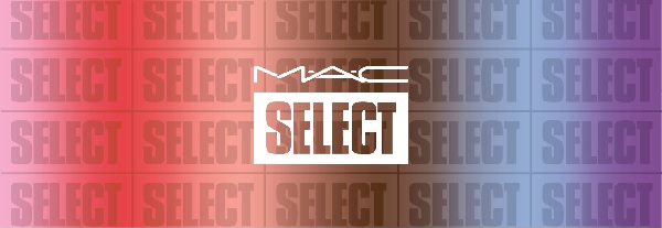 MAC Select loyalty rewards program