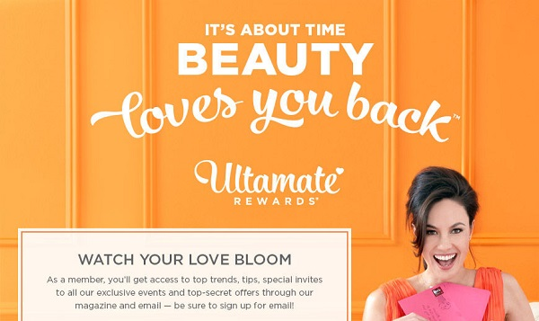 Ulta Beauty Ultamate Rewards program