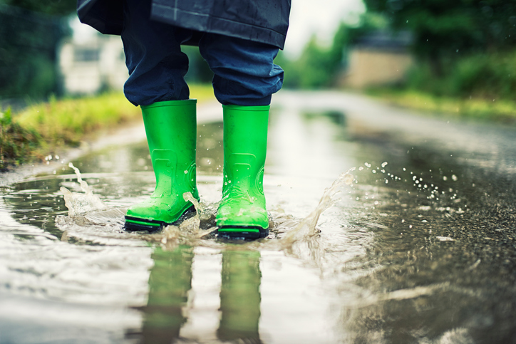 The Best Rainy-Day Activities for Preschoolers