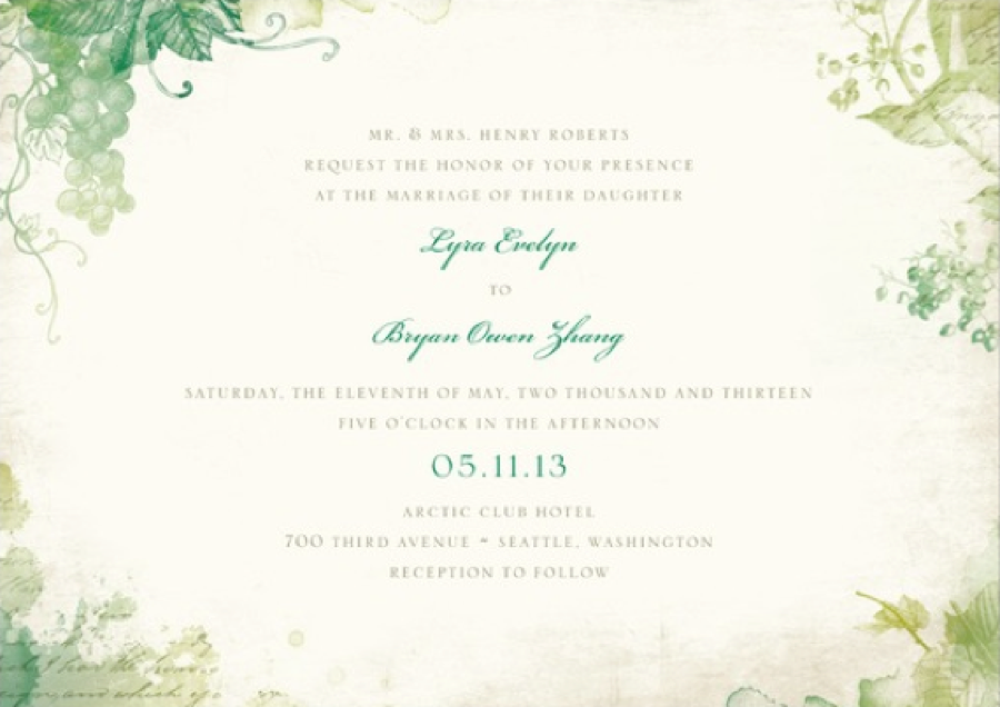 Smart Ways to Save on Your Wedding: Invitations 4