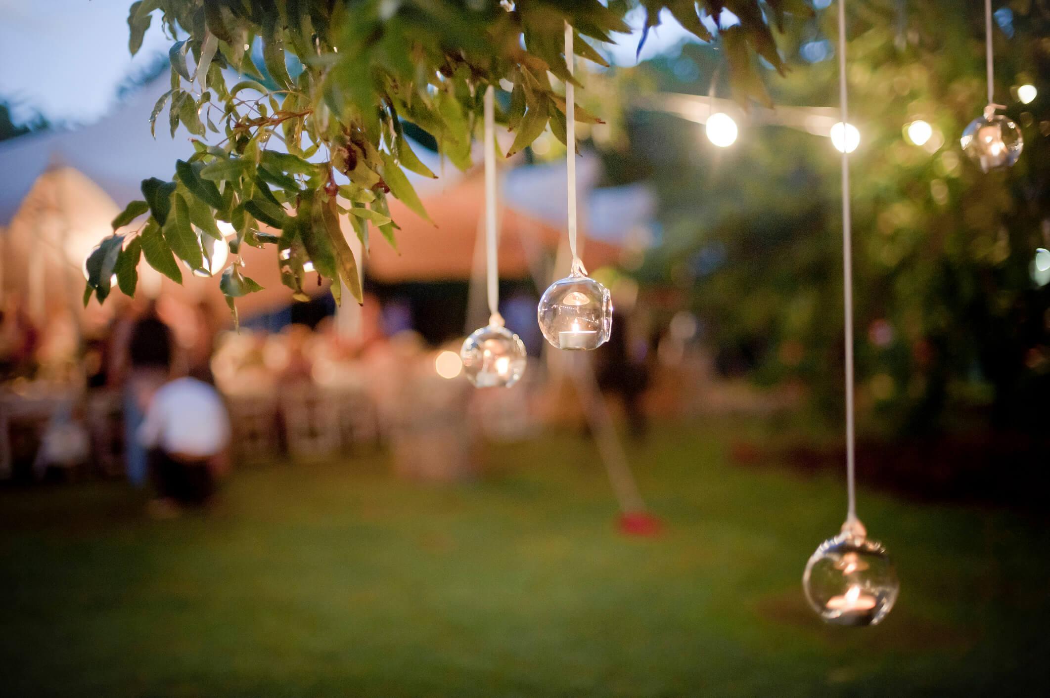 How I Saved More Than $1,600 on My Wedding: Decor