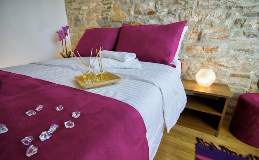 Honeymoon Suite in Croatia