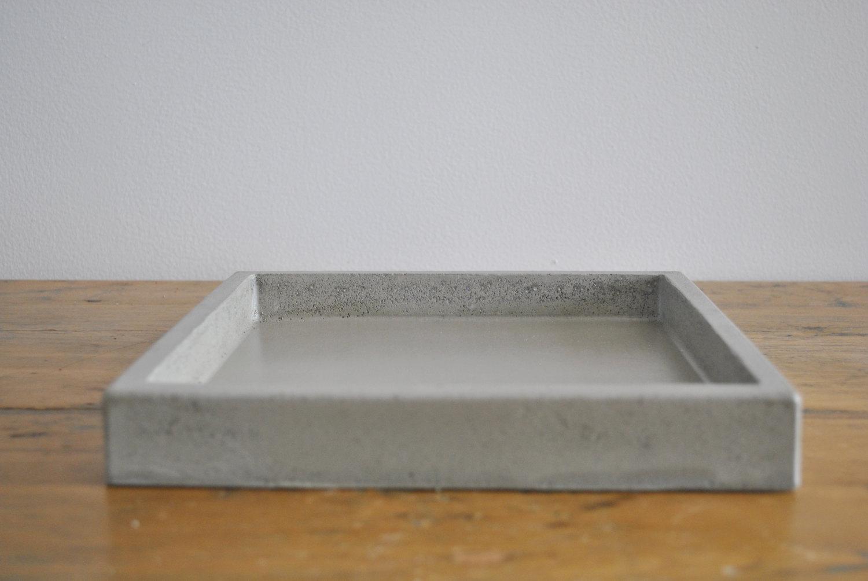 Concrete Valey Tray