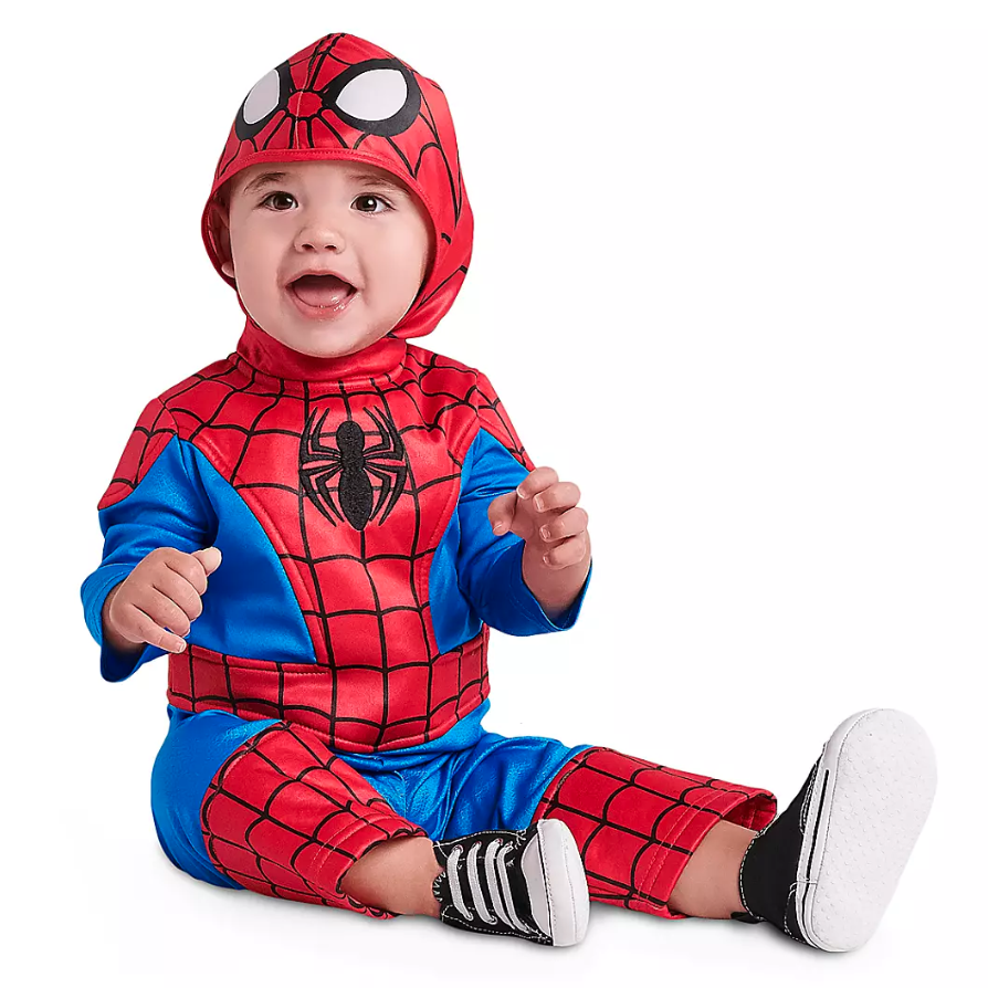 Spider-Man Halloween Costume for Baby