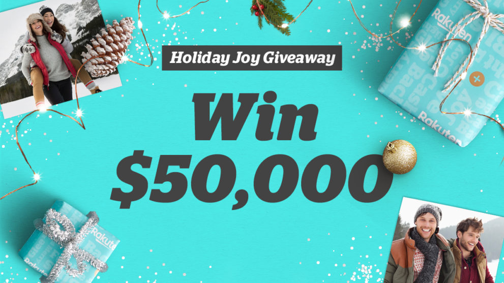 Spread the Joy! Refer Friends & Win $50,000