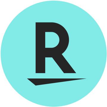 Rakuten logo circle