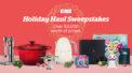Holiday Haul Sweepstakes